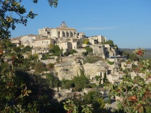 Gordes is home to the rich and famous.