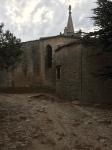 12th C. church in Bonnieux